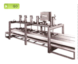 fully automatic beam curd shaping equipment
