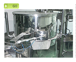 separate type bean grinding & dregs stripping machine